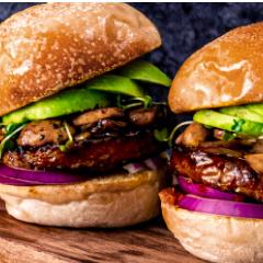 ダンサーのための食図鑑 ダンめし 29:1個につき1食分の給食支援にもなる、代替肉を使ったサステナブル・バーガーをリリース【NEXT MEATS×BURGERS TOKYO】イメージ