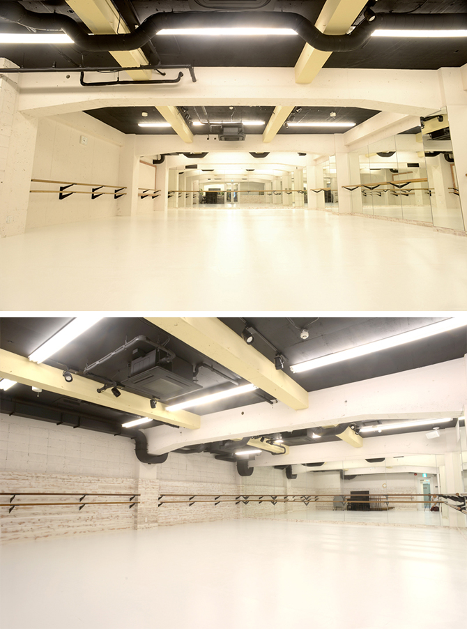 青山ダンシング・スクエア 六本木スタジオ画像1