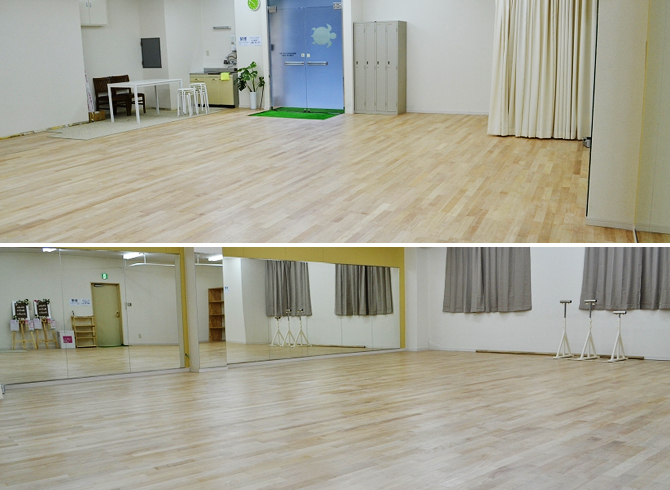 dance studio honu画像1