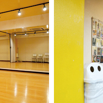 DANCE STUDIO LAB3 大阪画像1