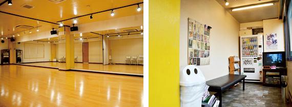 DANCE STUDIO LAB3 大阪画像1