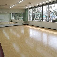 千葉市幕張勤労市民プラザ 視聴覚室(ダンスルーム)画像1
