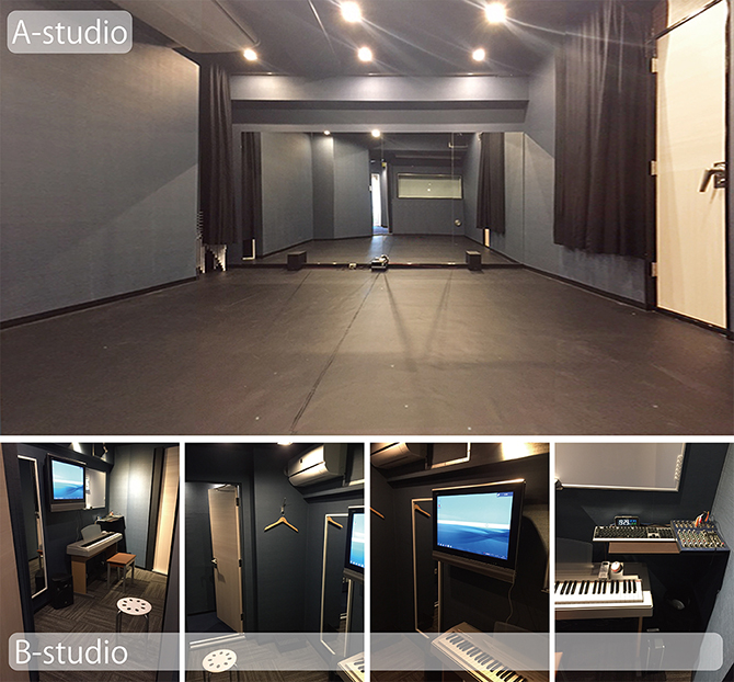 NUTS studio画像1