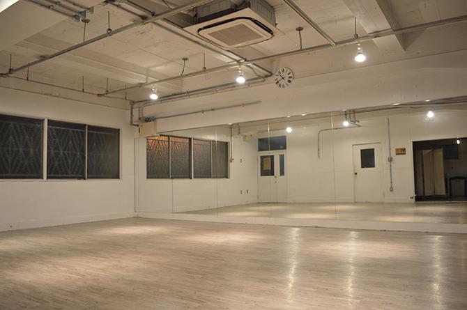DANCE STUDIO PRAIA法円坂スタジオ画像1