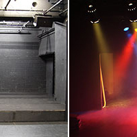worsal rental studio Theater画像1