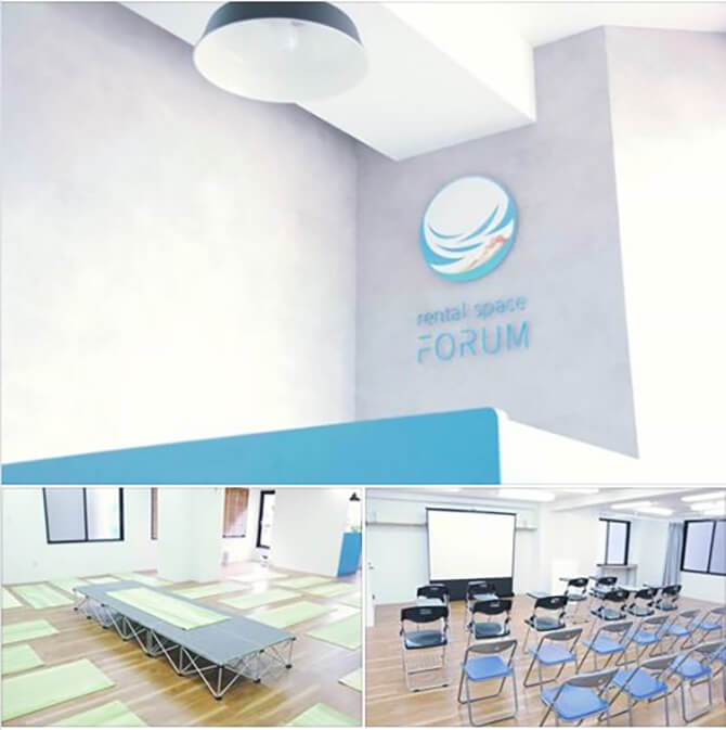 rental space FORUM(フォルム)画像1