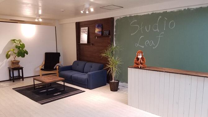 Studio Leaf画像1