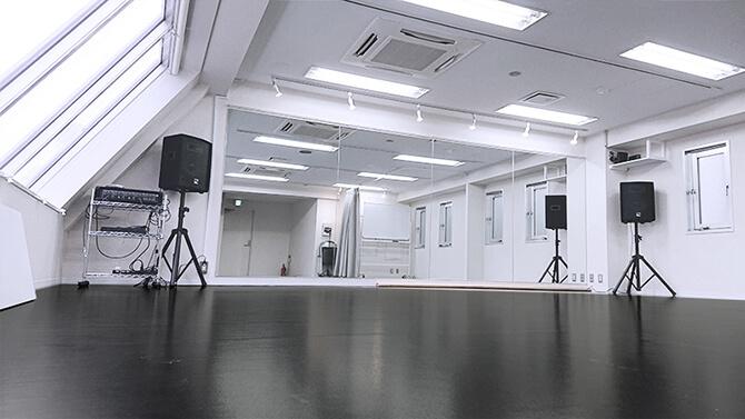スタジオジパング 池袋スタジオSTANDARD 7F・8F画像2