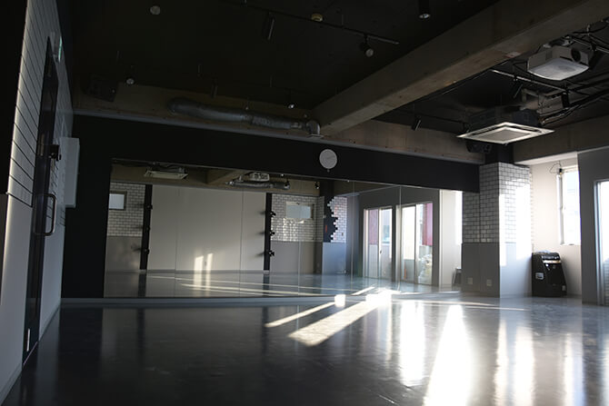 西葛西ダンススタジオ mind-blowing画像2
