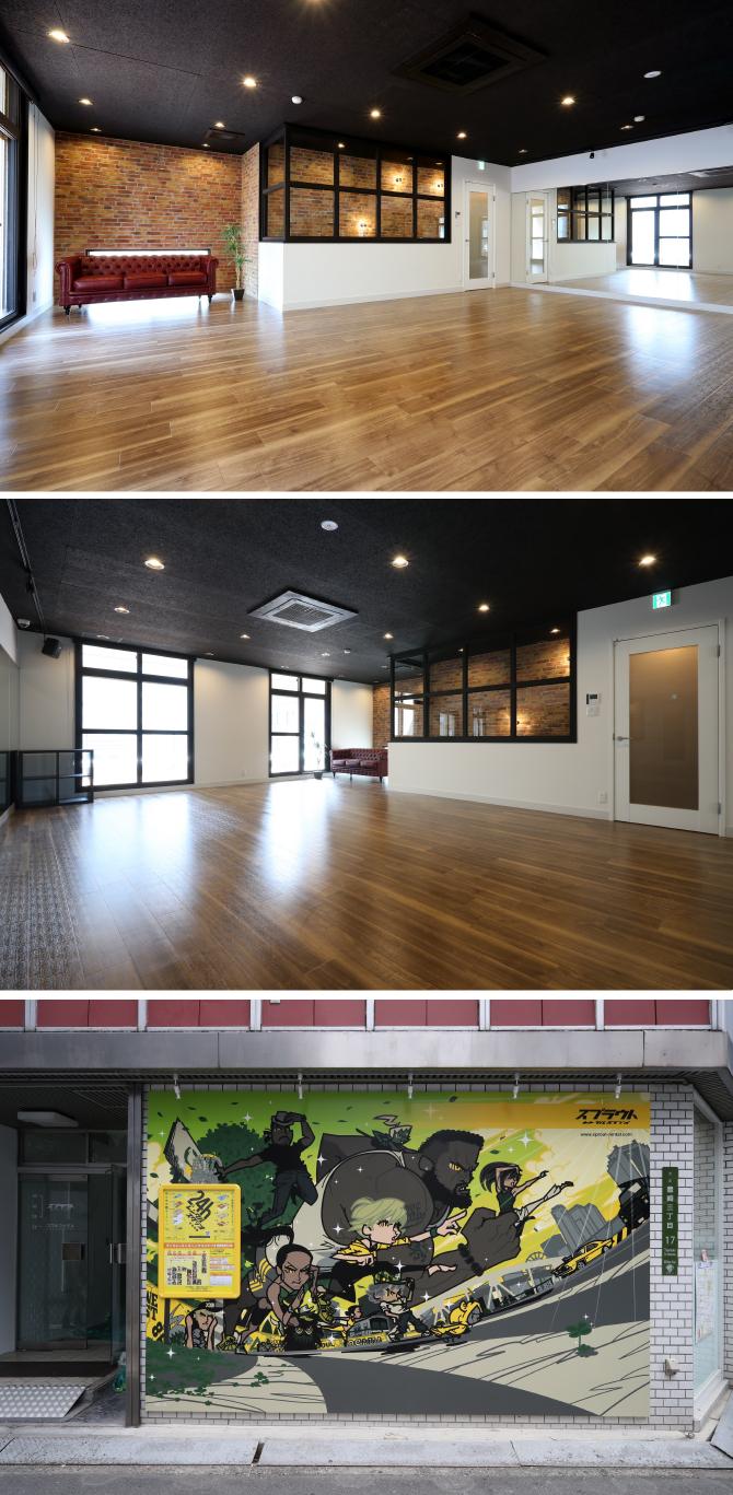 スプラウトレンタルスタジオ北梅田店画像2