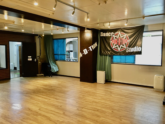 Dance Studio FUN→D←TION 東中野画像1