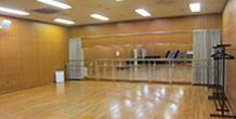 板橋区立文化会館 リハーサル室